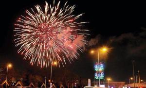 Eid Fireworks 2